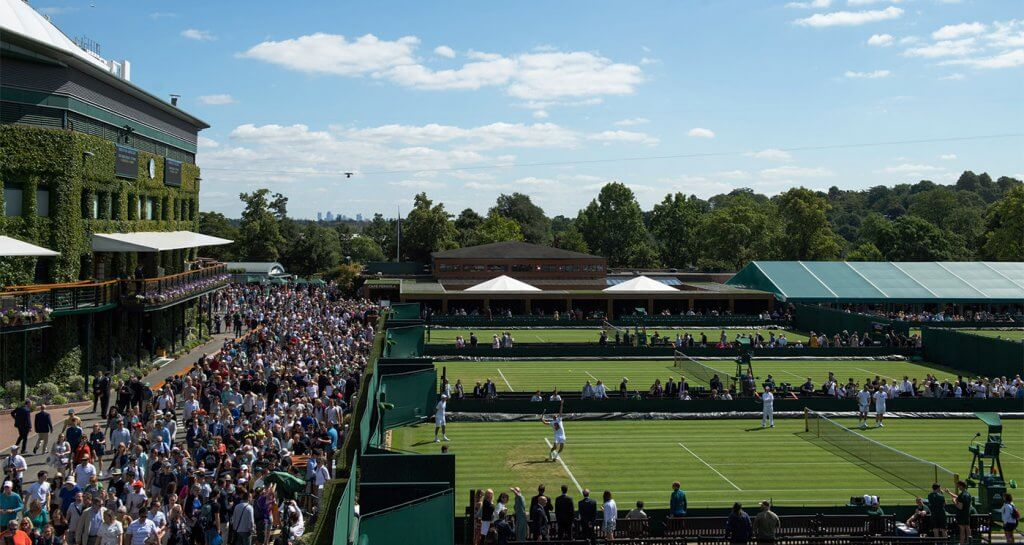 Wimbledon Lawn Tennis