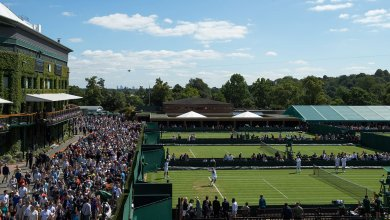 Photo of The First Wimbledon Match & Brief History of Championships