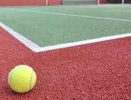 Carpet Tennis Court