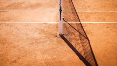 Photo of Tennis Court Types