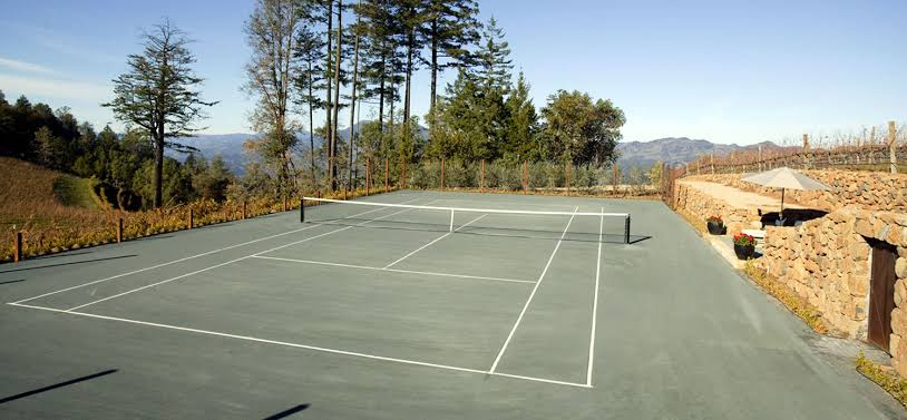 Green Clay Court