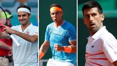 Photo of Roger Federer, Rafael Nadal and Novak Djokovic Who Will say Goodbye Tennis after Australian Open 2020?