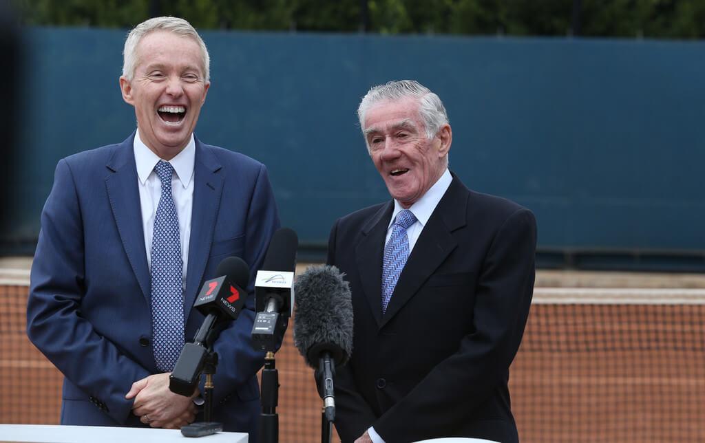 Craig Tiley Australian Open Tournament Director Press Conference