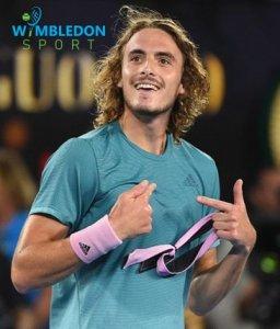Stefanos Tsitsipas Wimbledonsport Com