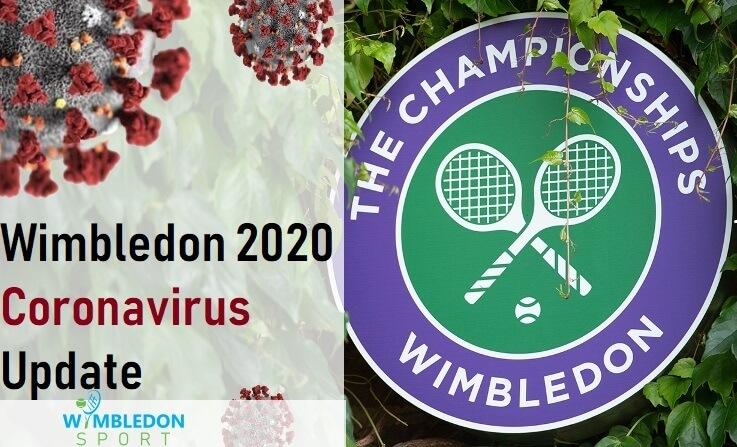 wimbledon 2020 coronavirus update - Image
