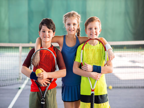 Best Kids Tennis Racquet Image