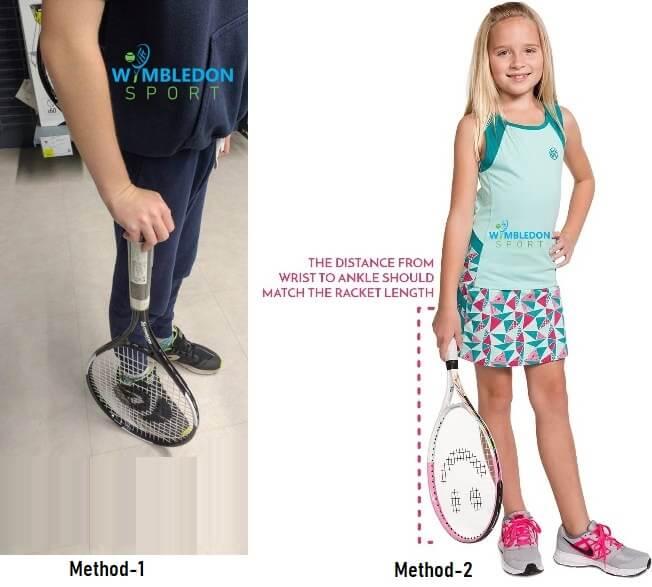 test for kids tennis racquet length-Best Kids Tennis Racquet