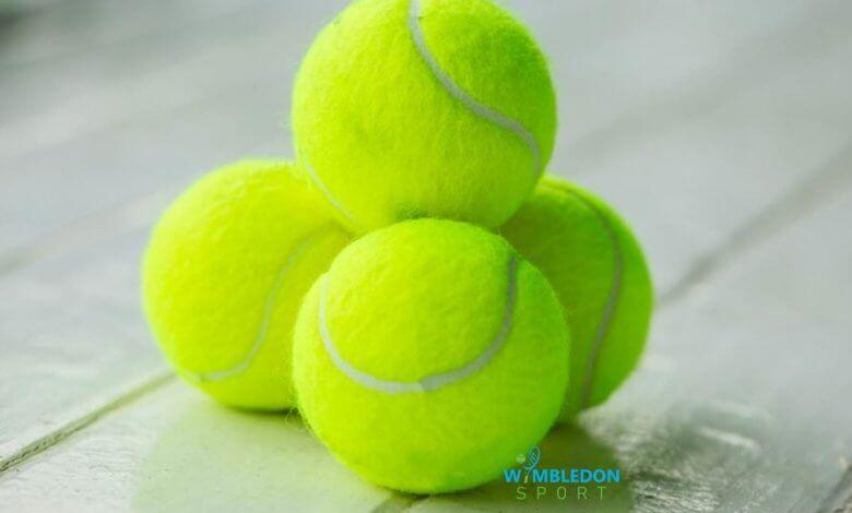Best Tennis Balls Image