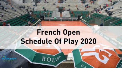 Photo of French Open 2020 Dates/Schedule