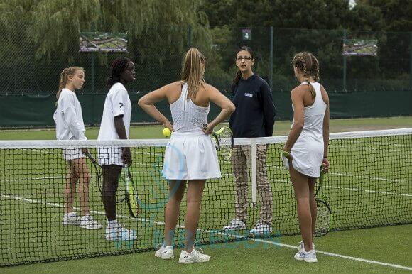 Qualify as a Player-buy get cheap Wimbledon tickets