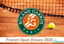 Photo of French Open 2020 Women's & Men's Draw and Results