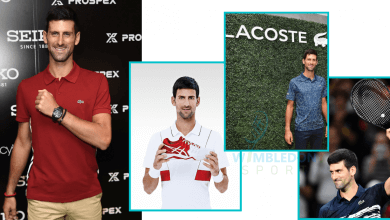 Photo of Novak Djokovic Sponsors, Net worth, Business, and Charity
