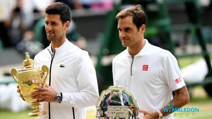 Wimbledon championships history
