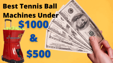 Photo of Best Tennis Ball Machines Under $1000 and $500 Dollars – 2021