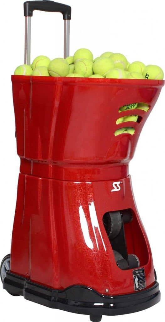 SIBOASI Sports S2015 - Best Battery Powered Tennis Ball Machine under $1000