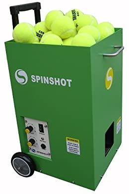 Spinshot Lite Basic Model-Best-Tennis-Ball-Machine-For-Beginners Under-$1000