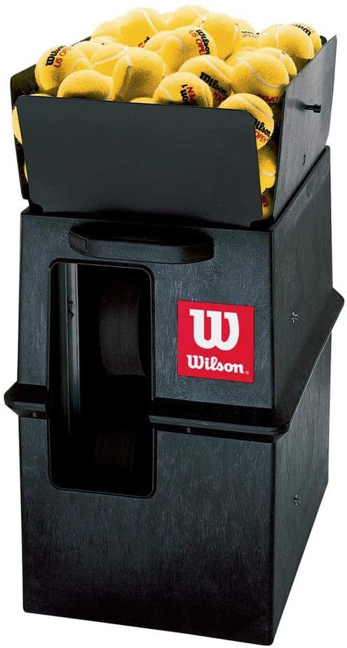 Wilson Portable - Best Tennis Ball Machine For Beginners and Practice
