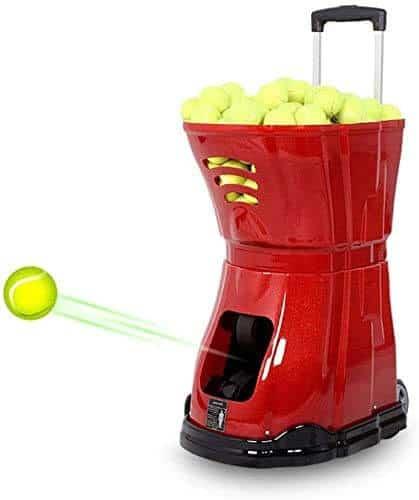 YLOVOW Ball Machine - Lightest Tennis Ball Machine On The Market